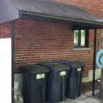 Abris pour les poubelles
